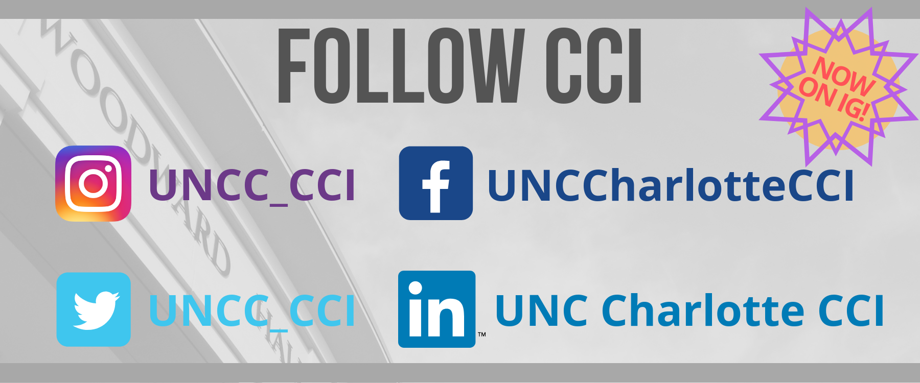 Follow CCI