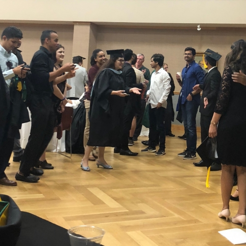 2018 Commencement CCI Afterparty